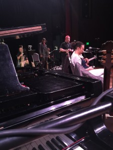 Epic soundcheck in San Antonio, TX with Heritage Blues Orchestra.