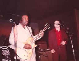 Matt & Stokes circa '84