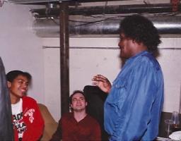 Albert Collins,Matt ,K. Sloan '89