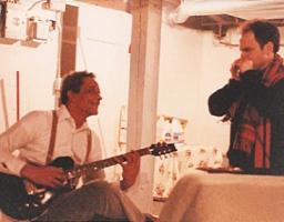 Matthew and Hubert Sumlin